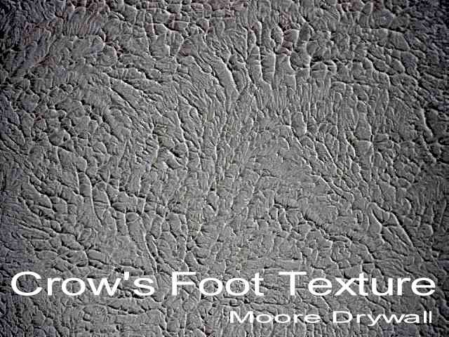Crows Foot Texture